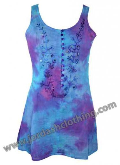 Jordash Blouse Turquoise Size M-L