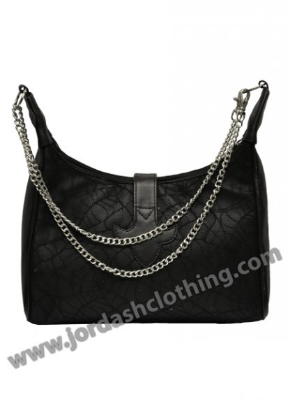 Bag Cobweb In Black