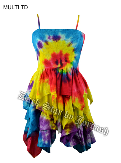 Jordash Dress Multi Colour