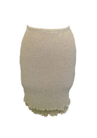 Jordash Skirt White