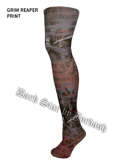 DS/TIGHTS/PRINTED