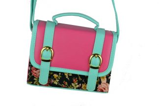 Bag PVC Mini Satchel Style