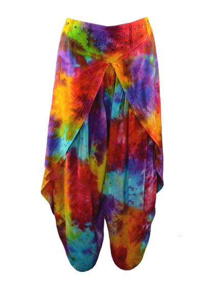 Trousers Multi Tie Dye 14