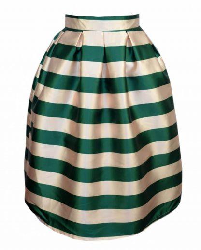 Skirt Short Cream Size 16