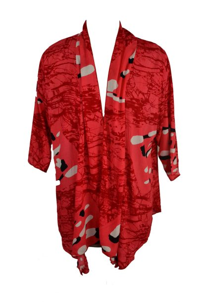 Jacket Kabaya Sri Print