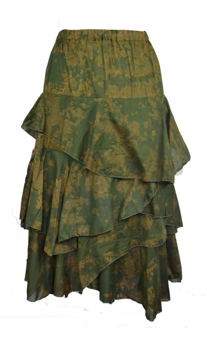 Skirt Long Khaki