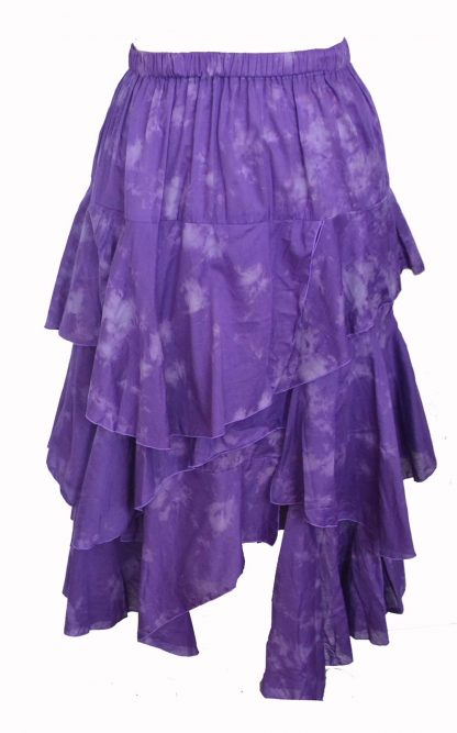 Skirt Long Purple