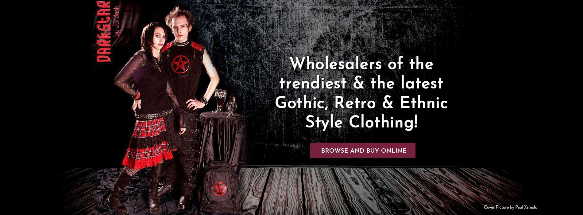 Wholesale Dark Star Clothing Supplier by Jordash Clothing